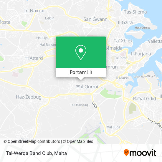 Mappa Tal-Werqa Band Club