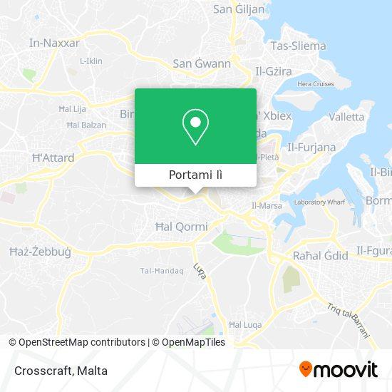 Mappa Crosscraft