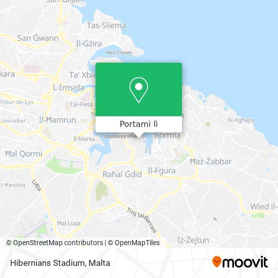 Mappa Hibernians Stadium