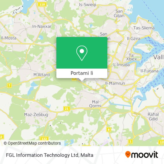 Mappa FGL Information Technology Ltd