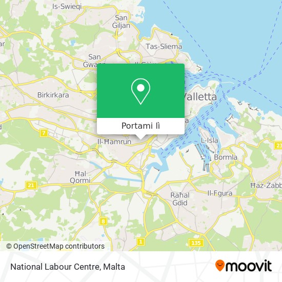Mappa National Labour Centre