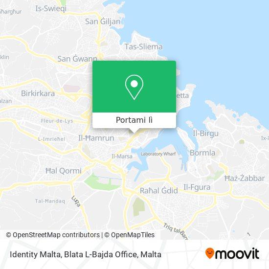 Mappa Identity Malta, Blata L-Bajda Office