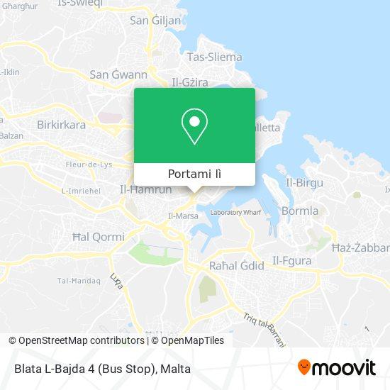 Mappa Blata L-Bajda 4 (Bus Stop)