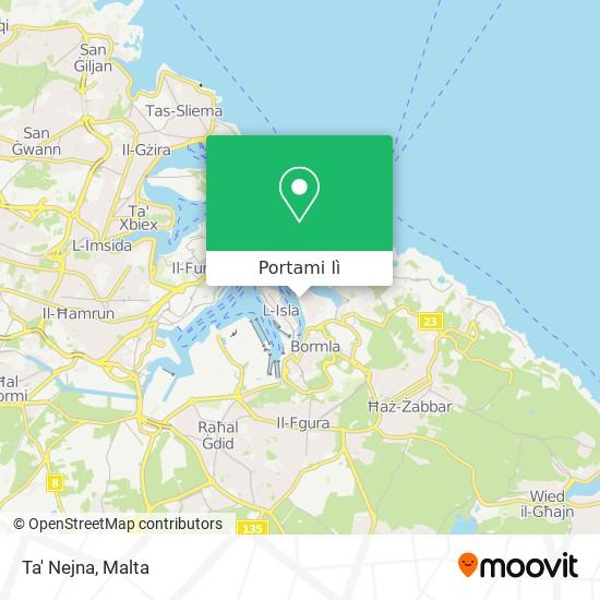 Mappa Ta' Nejna