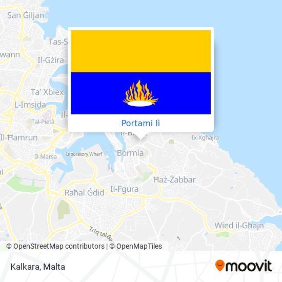 Mappa Kalkara