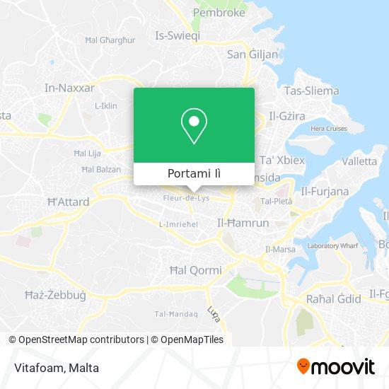 Mappa Vitafoam