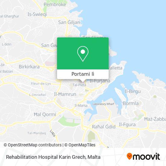 Mappa Rehabilitation Hospital Karin Grech