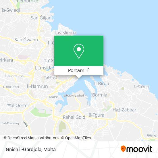 Mappa Gnien il-Gardjola