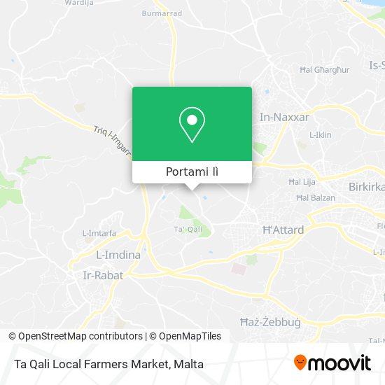 Mappa Ta Qali Local Farmers Market