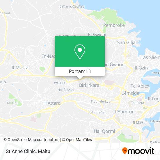 Mappa St Anne Clinic