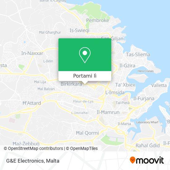 Mappa G&E Electronics