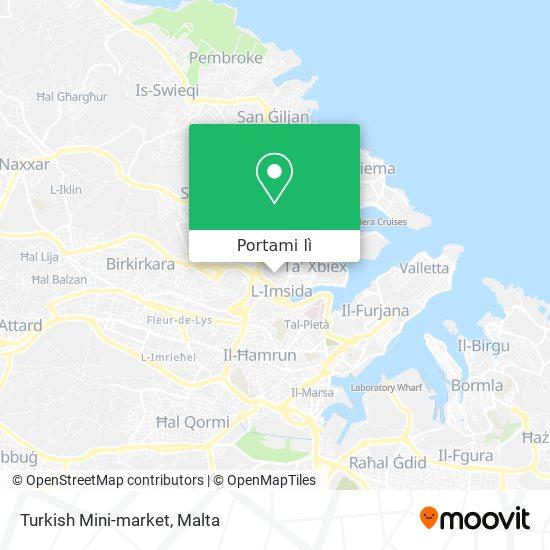 Mappa Turkish Mini-market