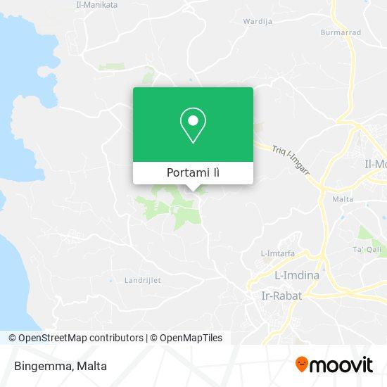 Mappa Bingemma