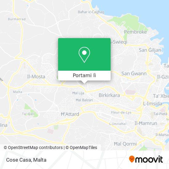 Mappa Cose Casa