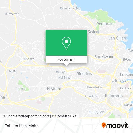 Mappa Tal-Lira Iklin