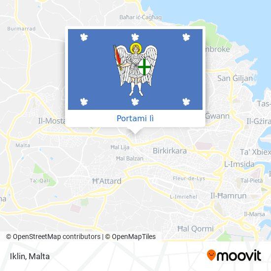 Mappa Iklin