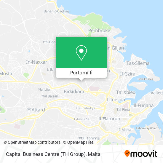 Mappa Capital Business Centre (TH Group)