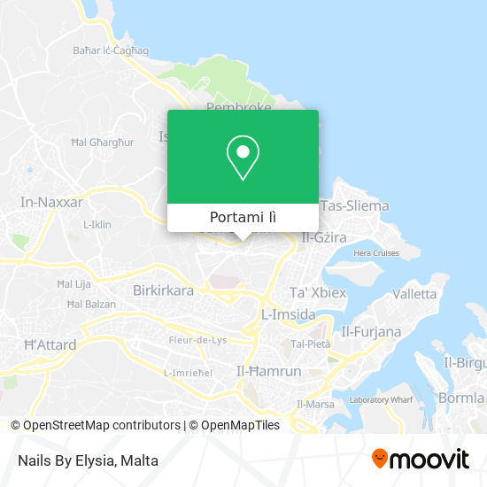Mappa Nails By Elysia