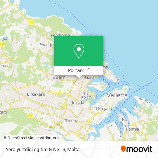 Mappa Yero yurtdisi egitim & NSTS