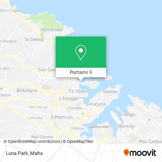Mappa Luna Park