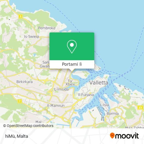 Mappa hiMù