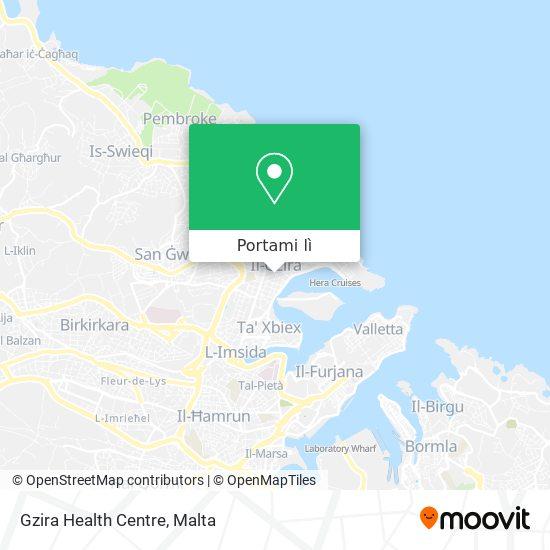 Mappa Gzira Health Centre