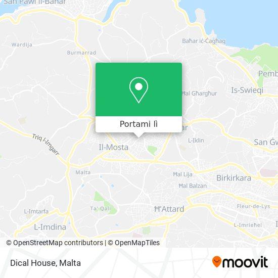 Mappa Dical House