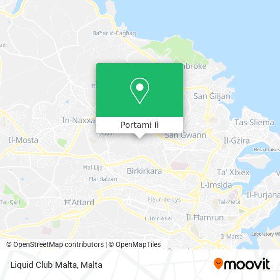 Mappa Liquid Club Malta