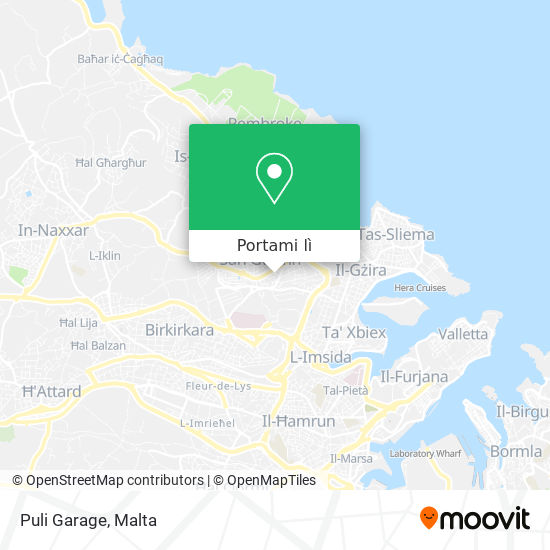 Mappa Puli Garage