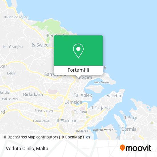 Mappa Veduta Clinic