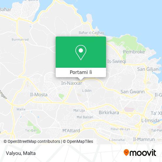 Mappa Valyou
