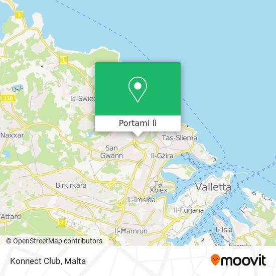 Mappa Konnect Club