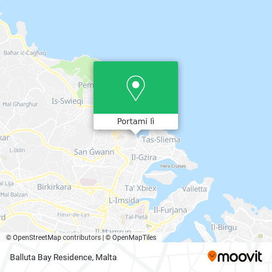 Mappa Balluta Bay Residence