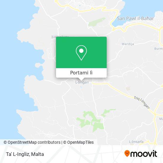 Mappa Ta' L-Ingliz