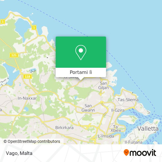 Mappa Vago