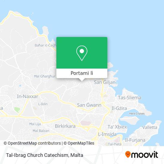 Mappa Tal-Ibrag Church Catechism