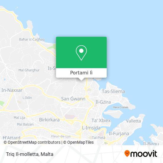 Mappa Triq Il-molletta