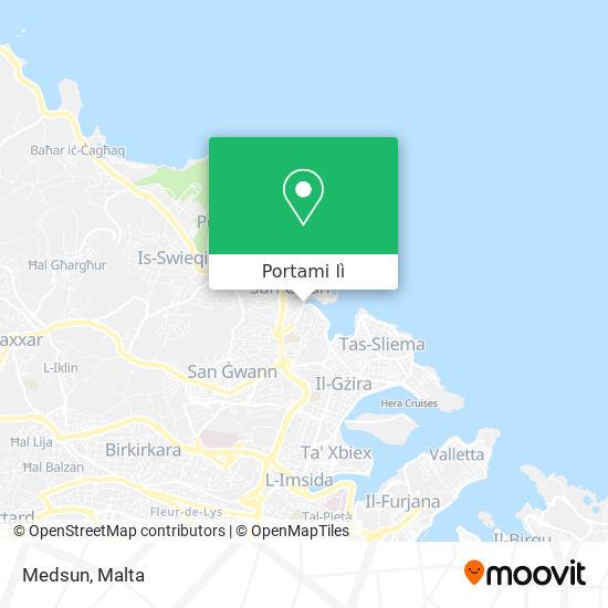 Mappa Medsun