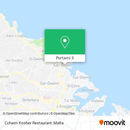 Mappa L'chaim Kosher Restaurant