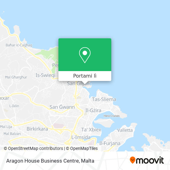Mappa Aragon House Business Centre