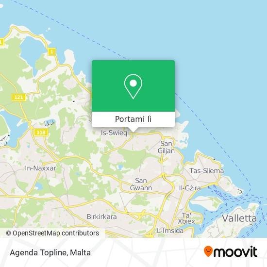 Mappa Agenda Topline