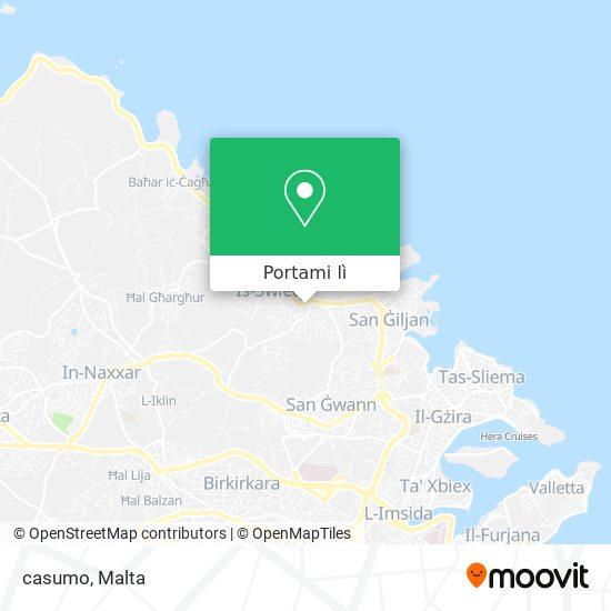 Mappa casumo
