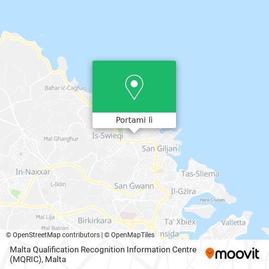 Mappa Malta Qualification Recognition Information Centre (MQRIC)