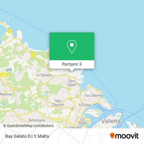 Mappa Bay Gelato D.I.Y
