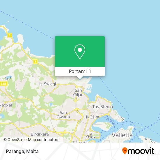 Mappa Paranga