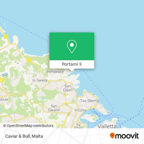 Mappa Caviar & Bull