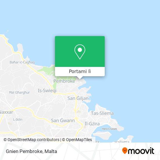 Mappa Gnien Pembroke