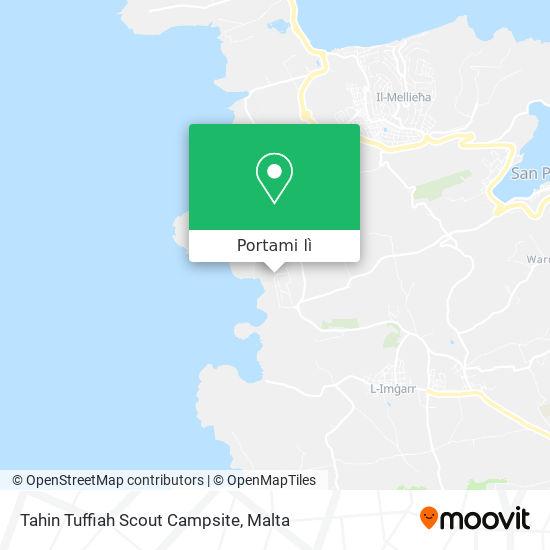 Mappa Tahin Tuffiah Scout Campsite