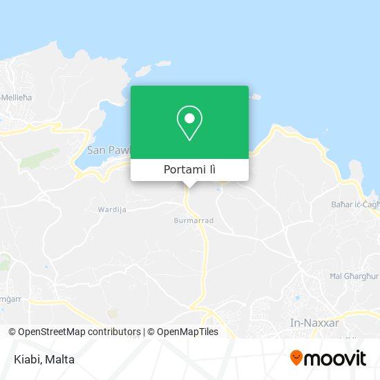 Mappa Kiabi