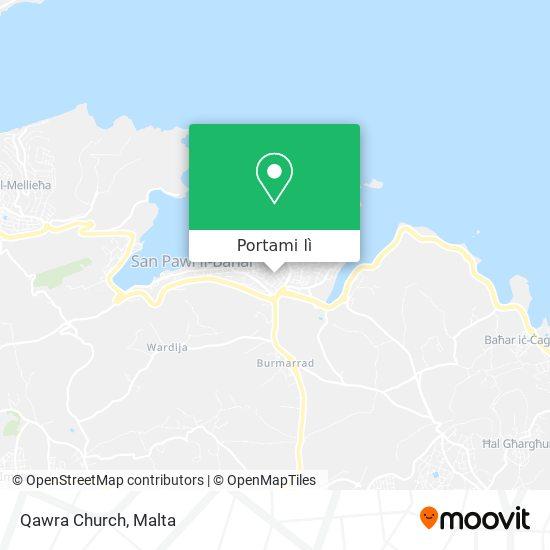 Mappa Qawra Church
